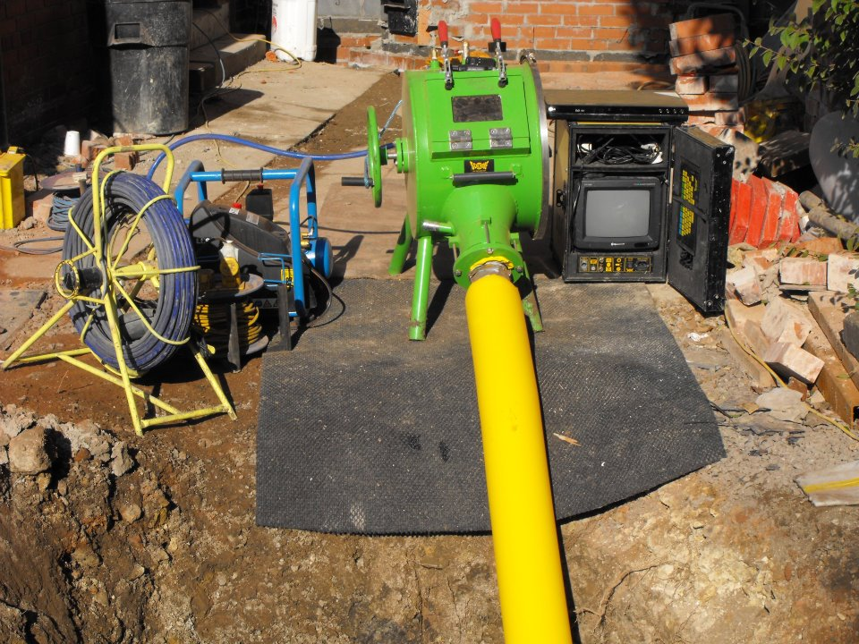 drain jetting project lincoln